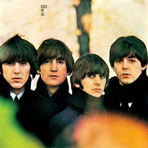 Beatles For Sale LP Cover Metal Sign  (ro)